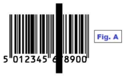 Crossed Barcode